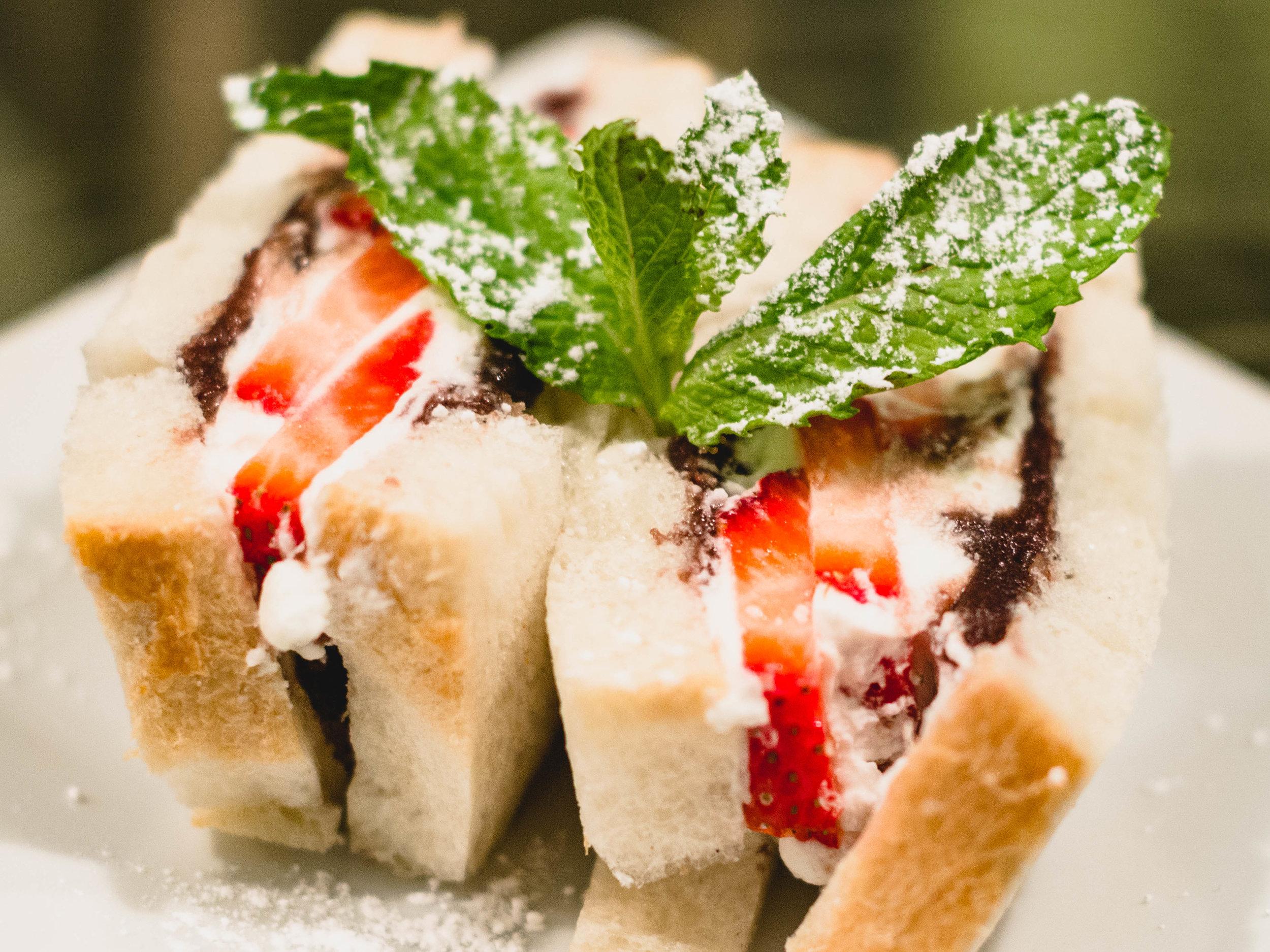 Fruits Sandwich