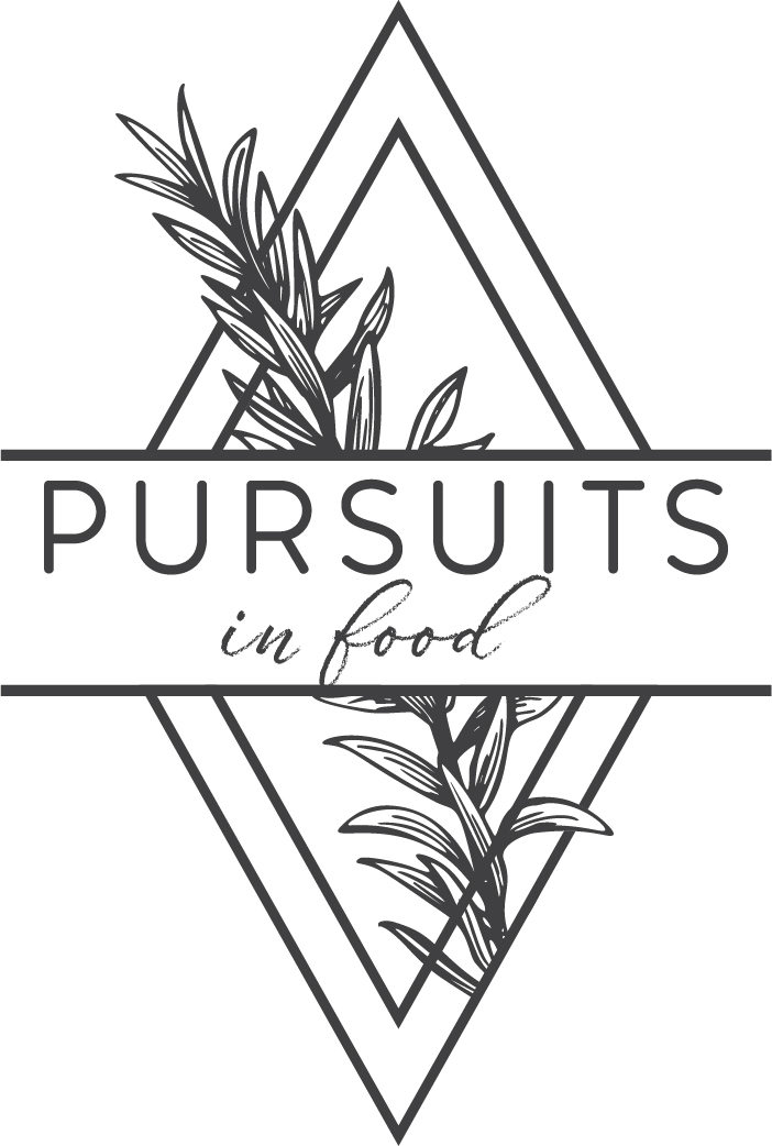 Pursuits in Food