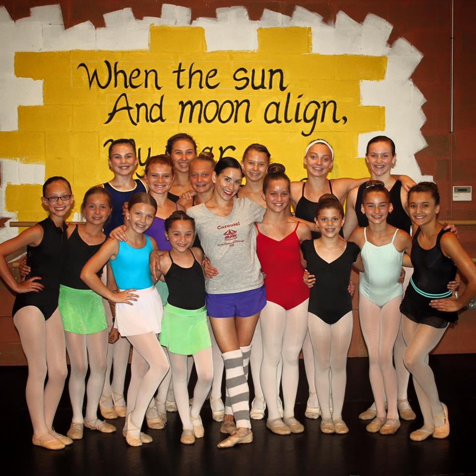 Abigail Simon - Company Dancer for Joffrey Ballet &American Ballet Theater