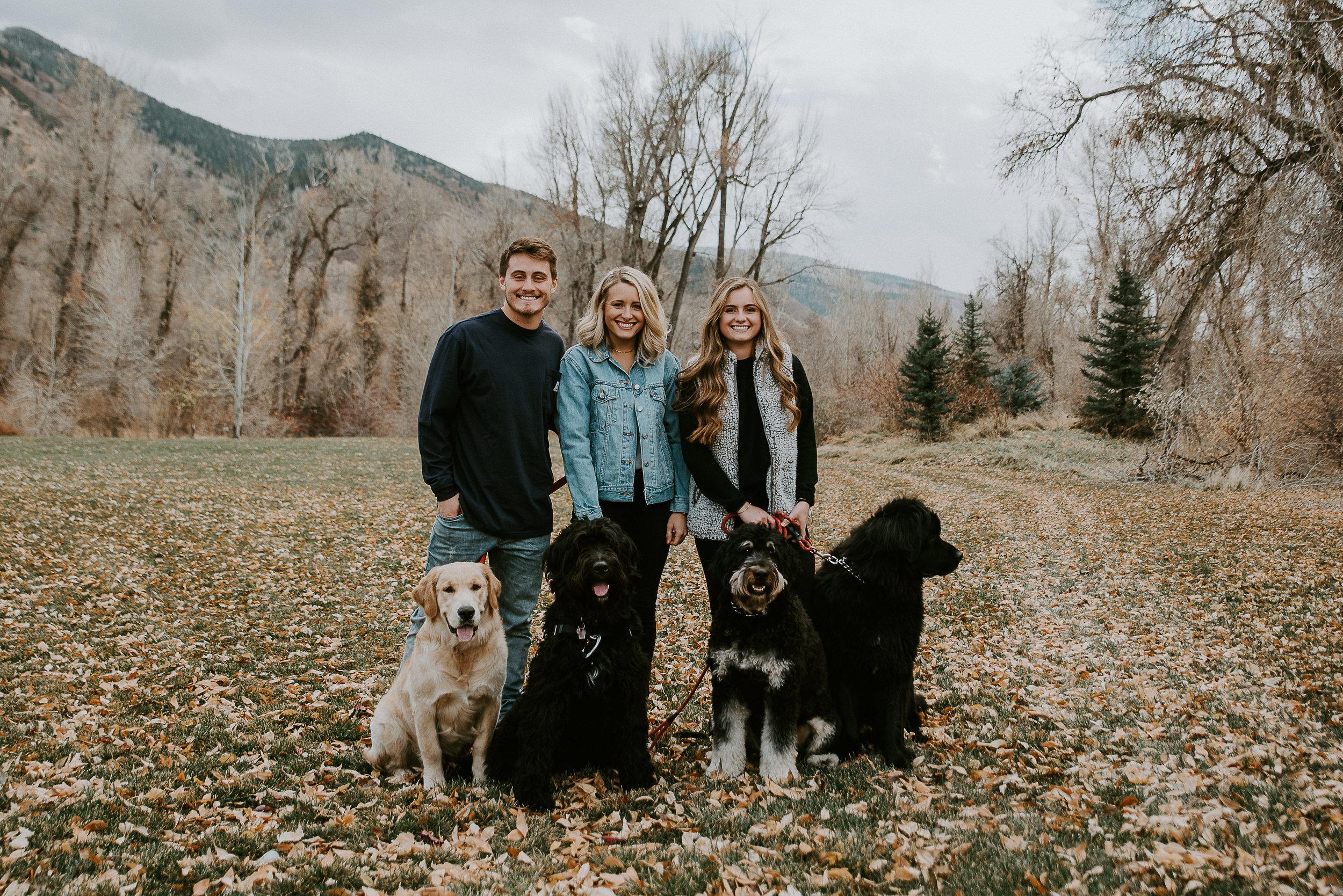 Puppy Family Photos