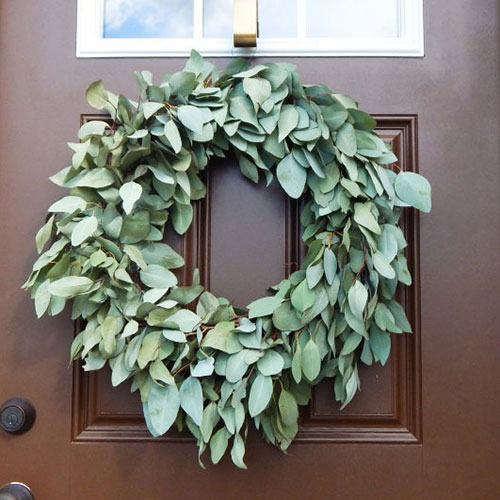 Eucalyptus Wreath tutorial from  Keys to Inspiration