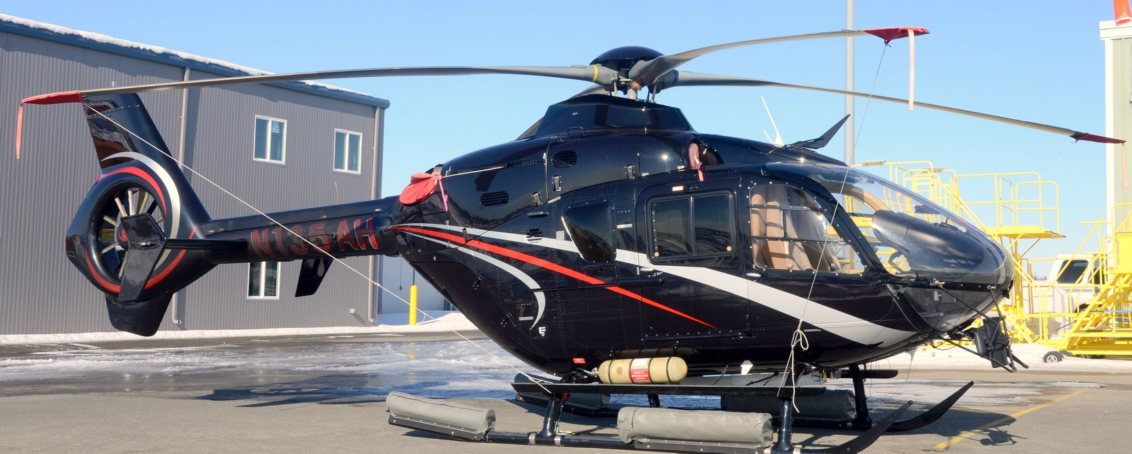 AIRBUS H135 - Descriptive Copy