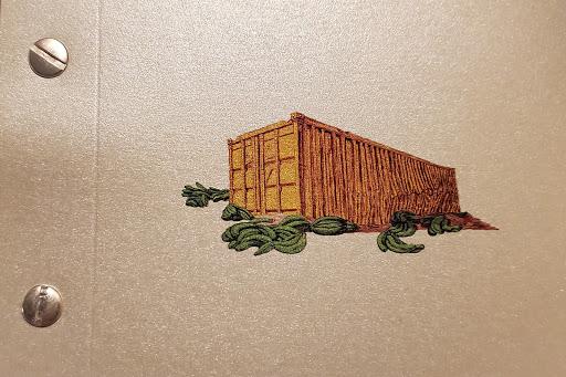 Collapse: Recent Works by Dewey Crumpler   .    Hedreen Gallery   .
