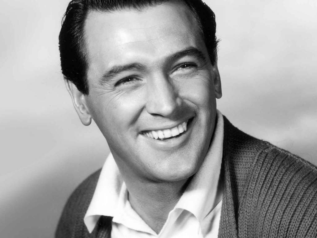 1985: NO ONE IS IMMUNE - In 1985, Rock Hudson became the first American celebrity confirmed to die of complications related to HIV/AIDS, forcing the issue into the spotlight. The actor left $250,000 to AIDS research, establishing the American Foundation for AIDS Research.
