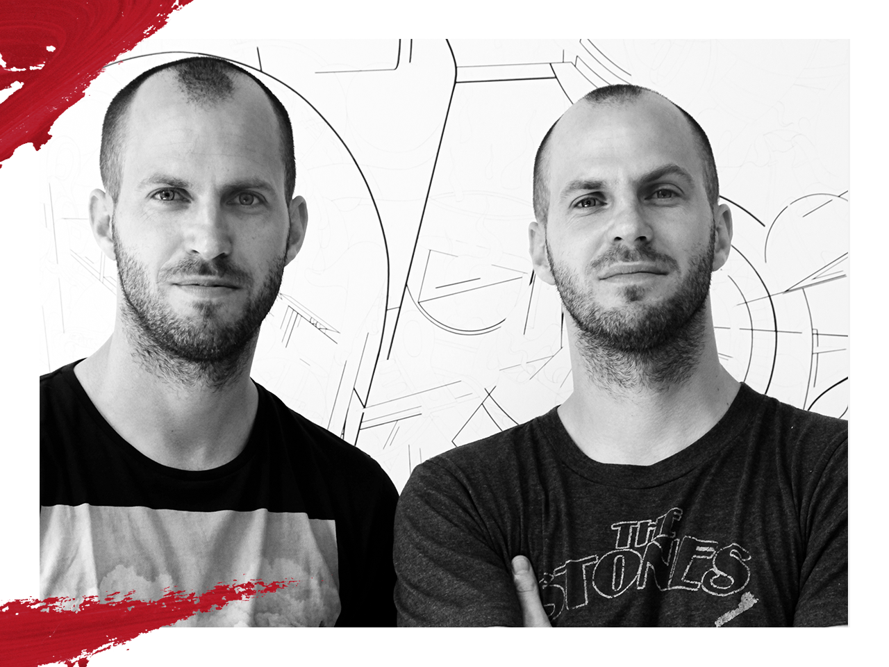 Meet The Artists Behind Paint Red Save Lives Red