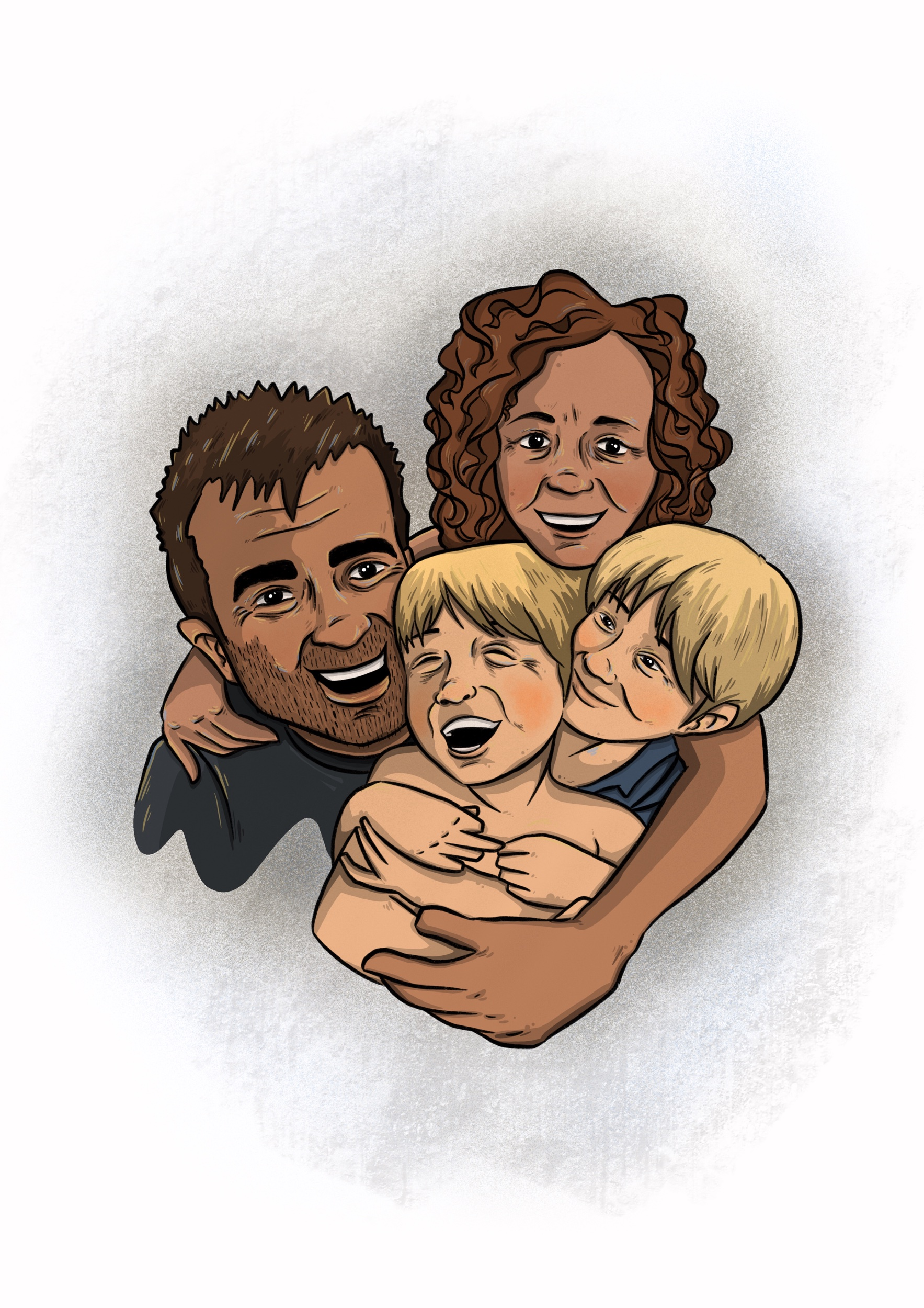 Family Portrait - commission