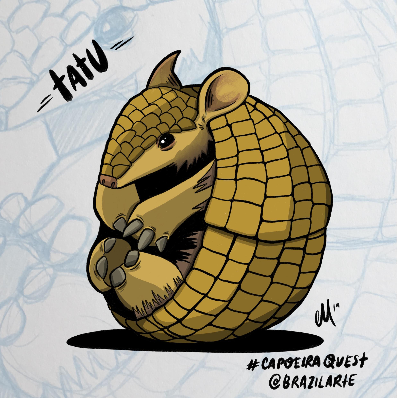 Tatu - concept illustration