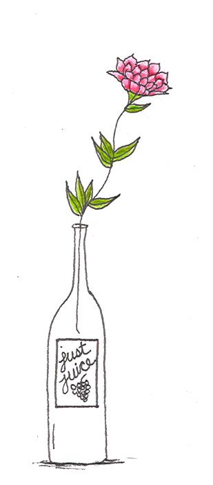 Illustration by Jennifer Paros - Copyright 2008