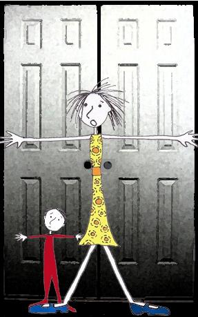 Illustration by Jennifer Paros - Copyright 2010