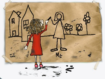 Illustration by Jennifer Paros - Copyright 2011