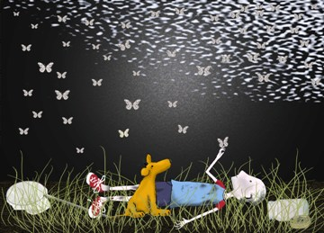 Illustration by Jennifer Paros - Copyright 2012