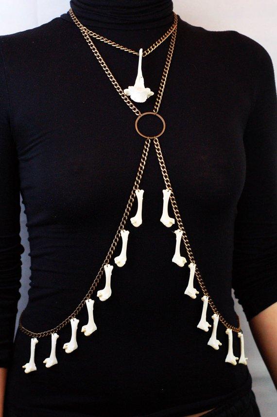 Pigeon Humerus Body Chain.jpg