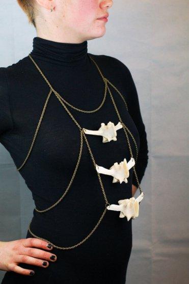 Sheep Vertebrae Body Chain.jpg