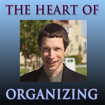 The Heart of Organizing podcast