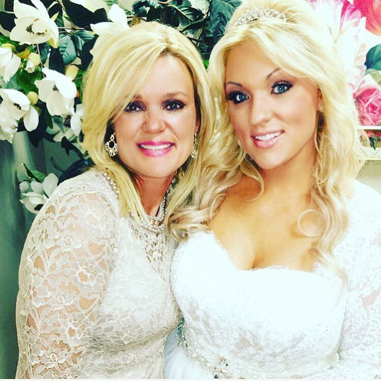 Bride and Mother of the Bride -