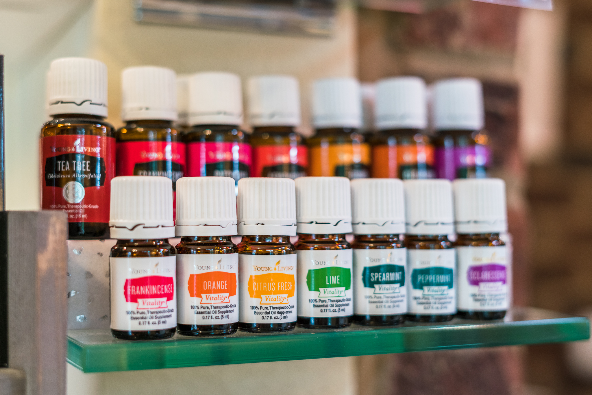 Young Living - Essential oils are an important part of our salon and spa. They can provide support for whatever the day brings your way! Willow Creek supports Young Living due to Young Living's Seed to Seal promise of providing pure oils from ethically sourced, naturally farmed land throughout the world.