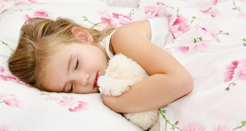 Toddler and preschooler sleep plans for children 2- 6 years of age and sleeping in a bed.