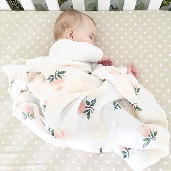Sleep packages for babies sleeping in a crib or transitioning to a crib.