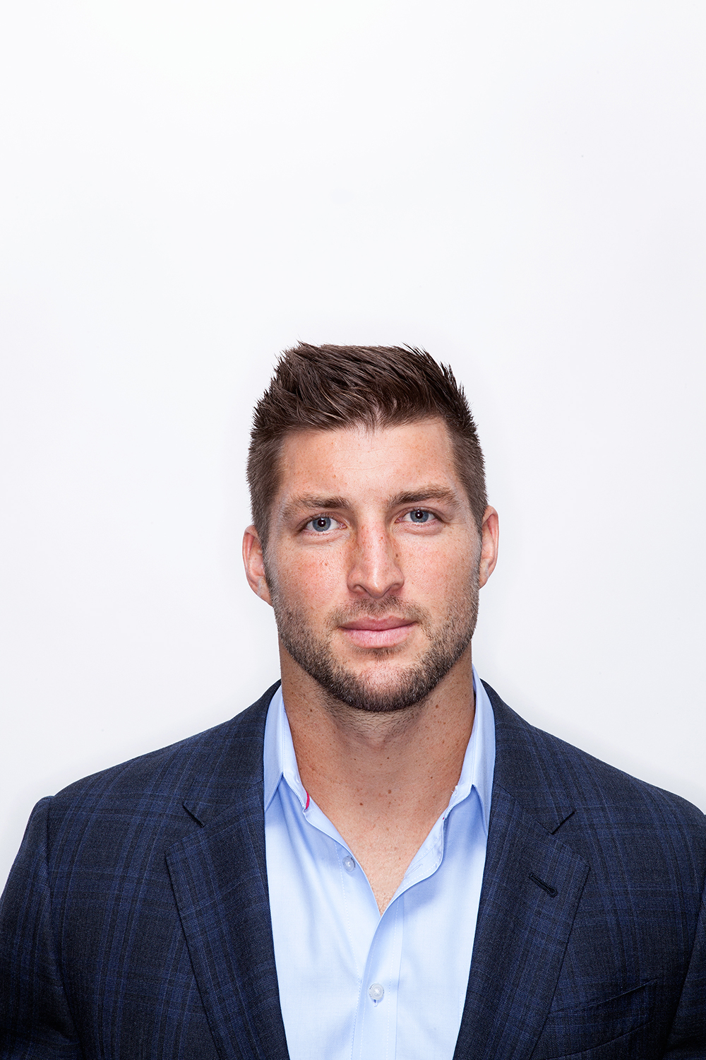 TIM TEBOW for ESQUIRE