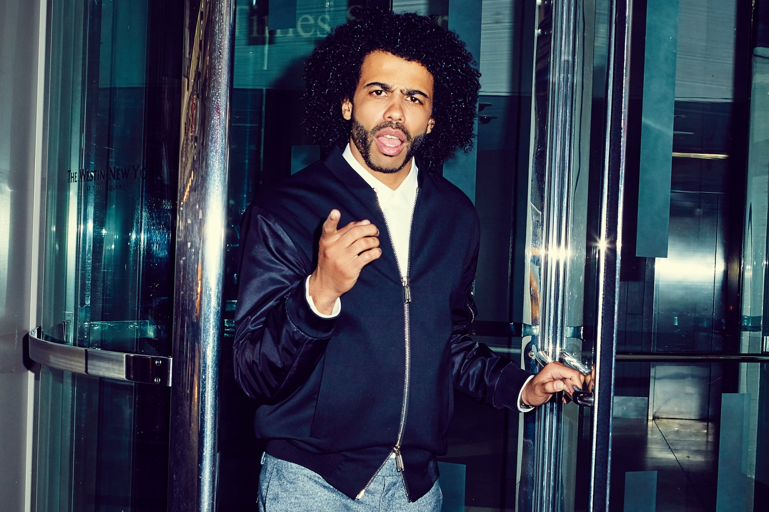DAVEED DIGGS for ESQUIRE