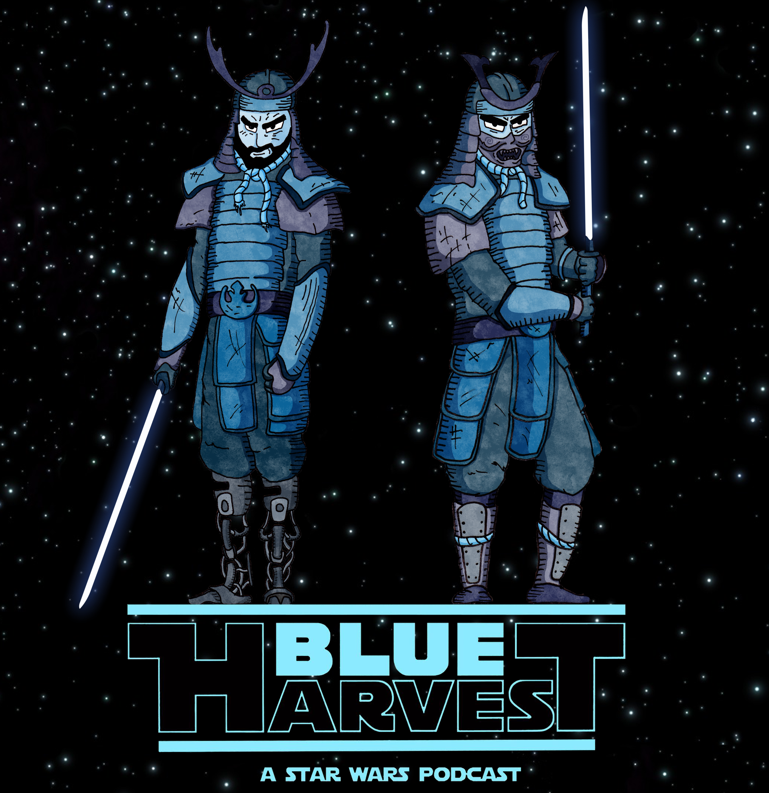 """BLUE HARVEST: A STAR WARS PODCAST"""