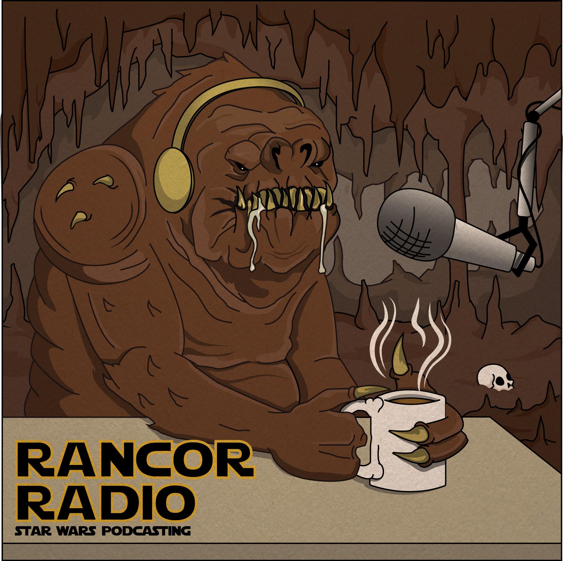 """RANCOR RADIO: STAR WARS PODCASTING"""
