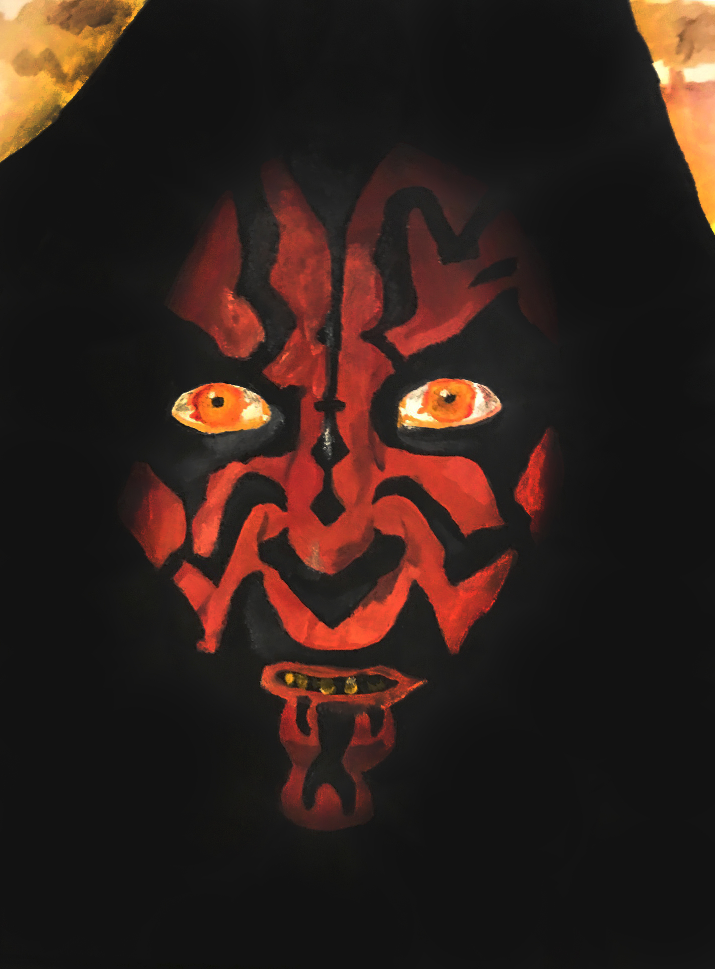 """DARTH MAUL"""