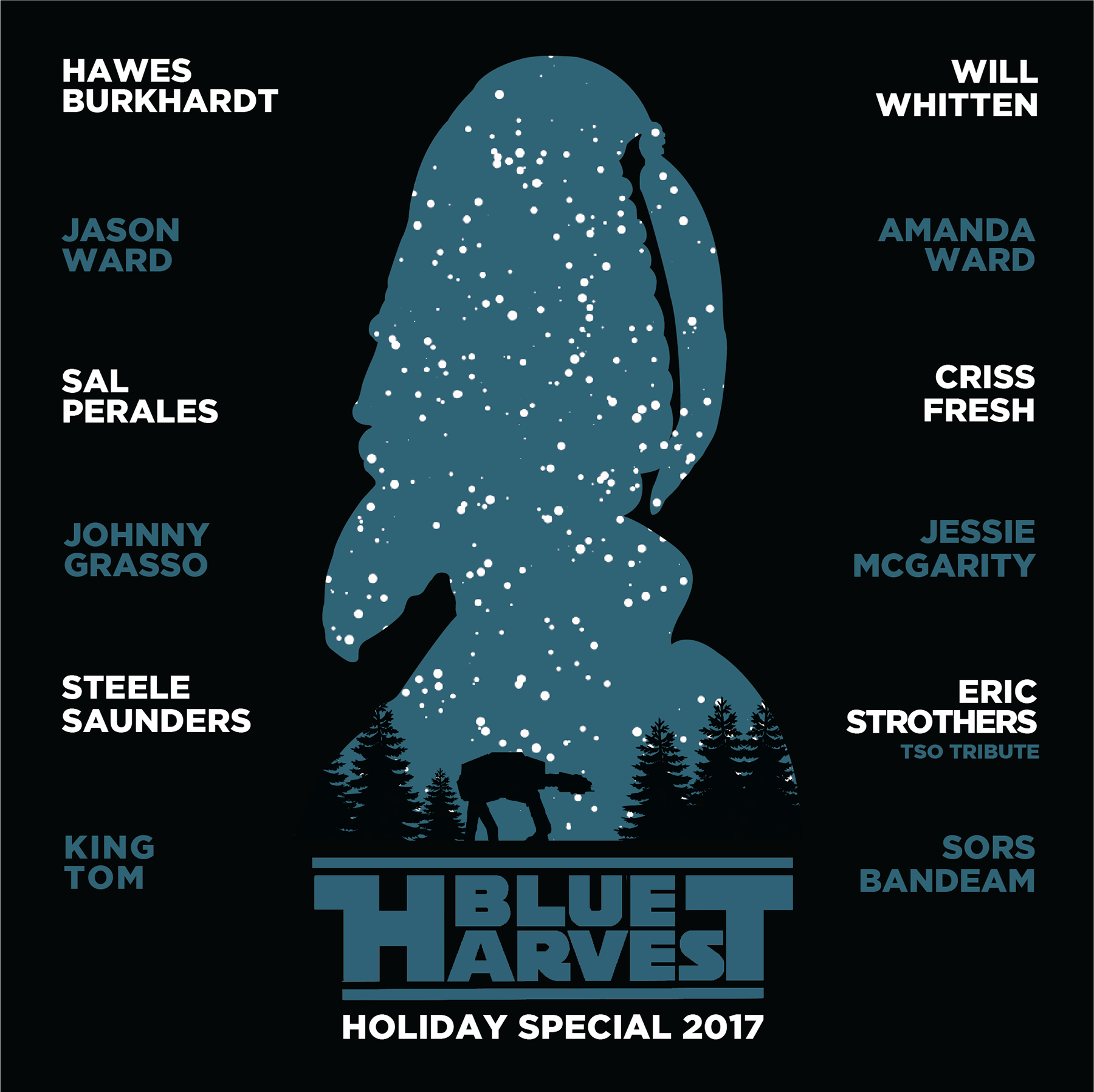 """BLUE HARVEST: HOLIDAY SPECIAL 2017"""