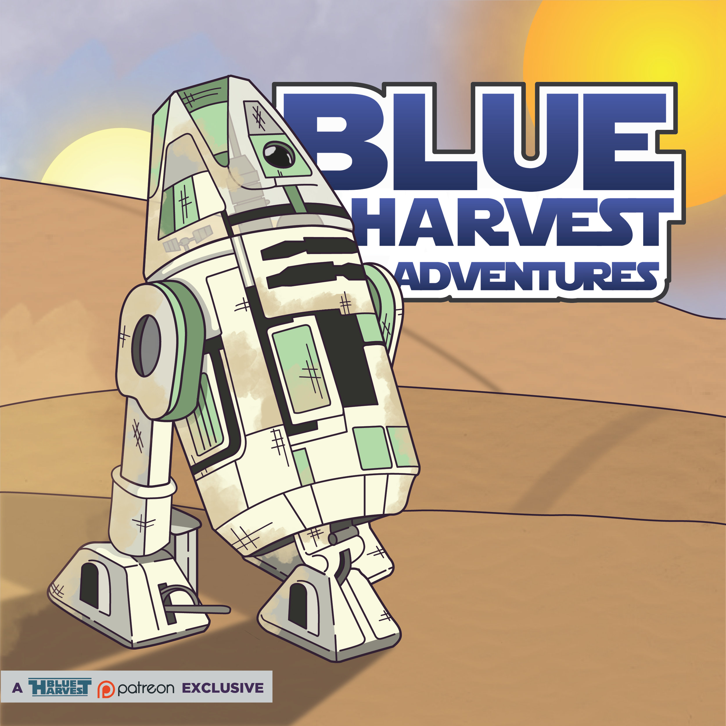 """BLUE HARVEST ADVENTURES"""