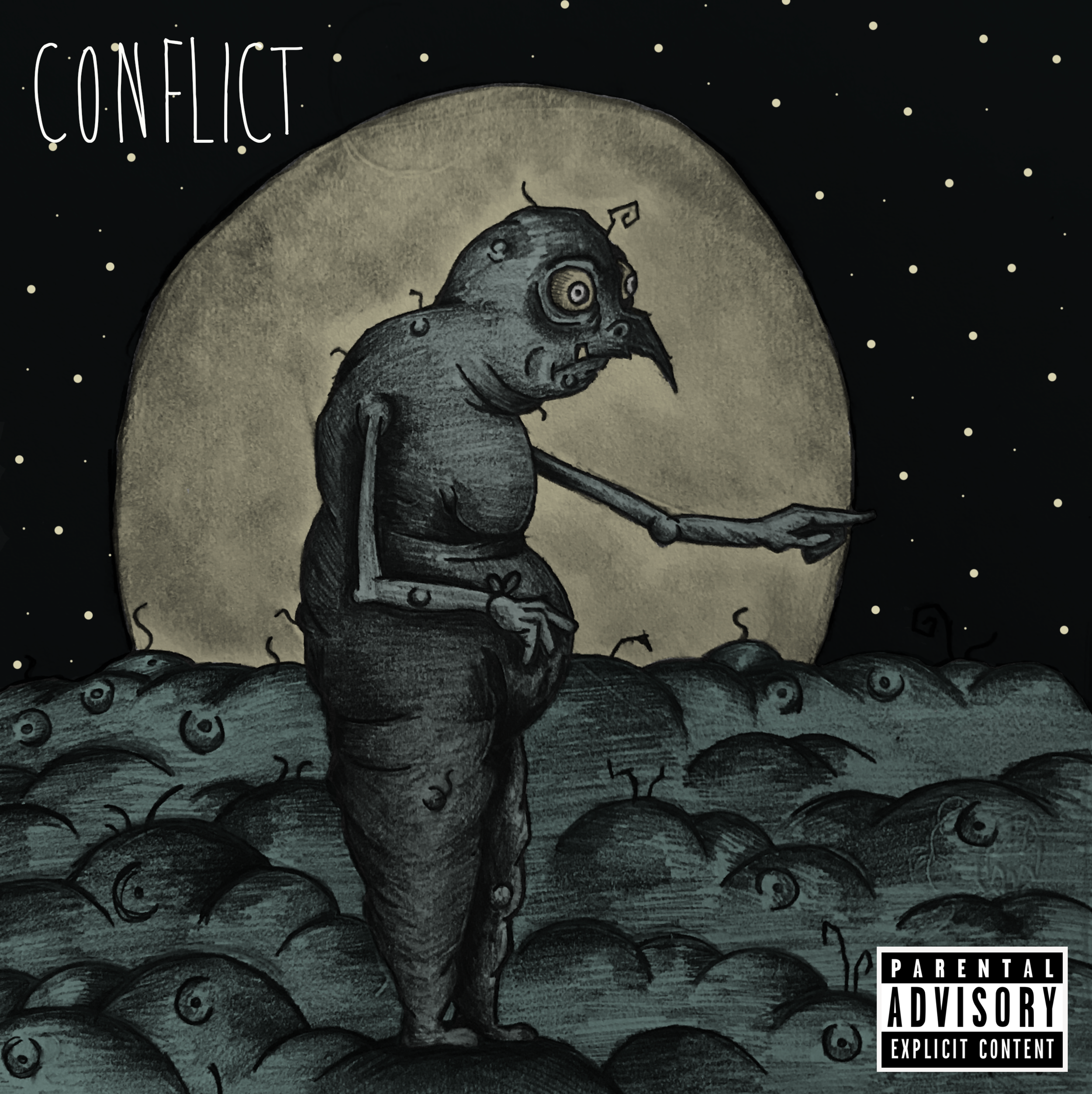 """CONFLICT"""