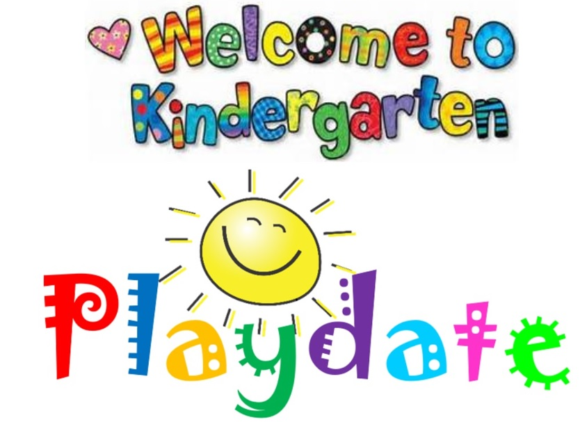 Attention Kindergarten Families:  Join us Thursday, August 8th from 10-11 am at the school playground for a chance to meet the teachers - Sister Theresita and Mrs. Sue Culp before the open house! Hope to see you there!