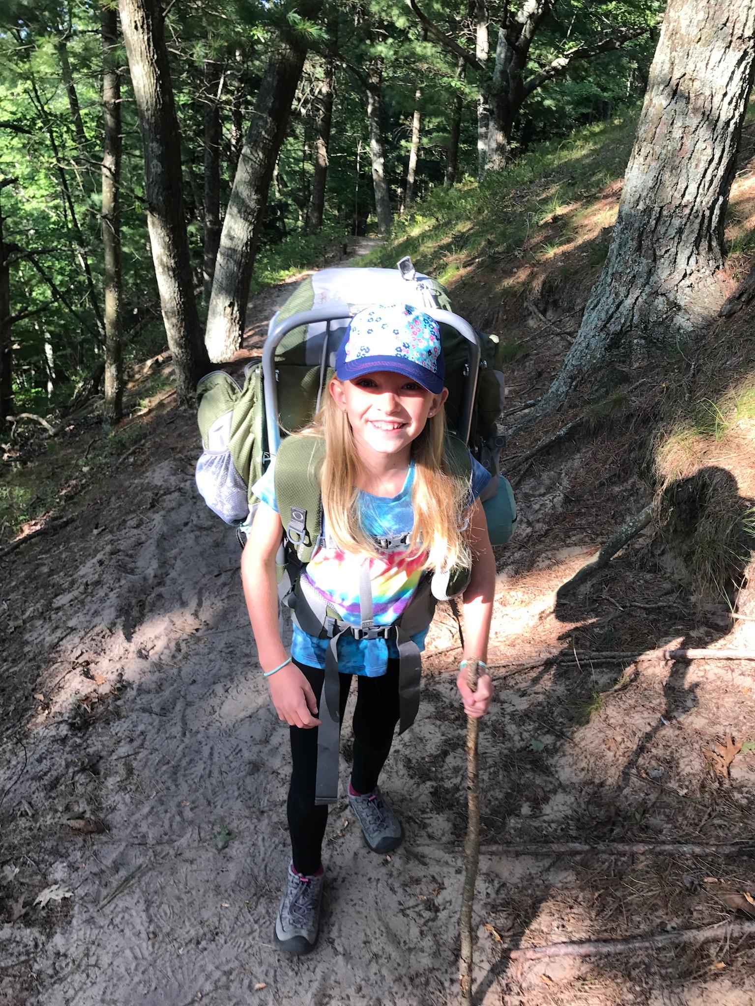 Trail Girl