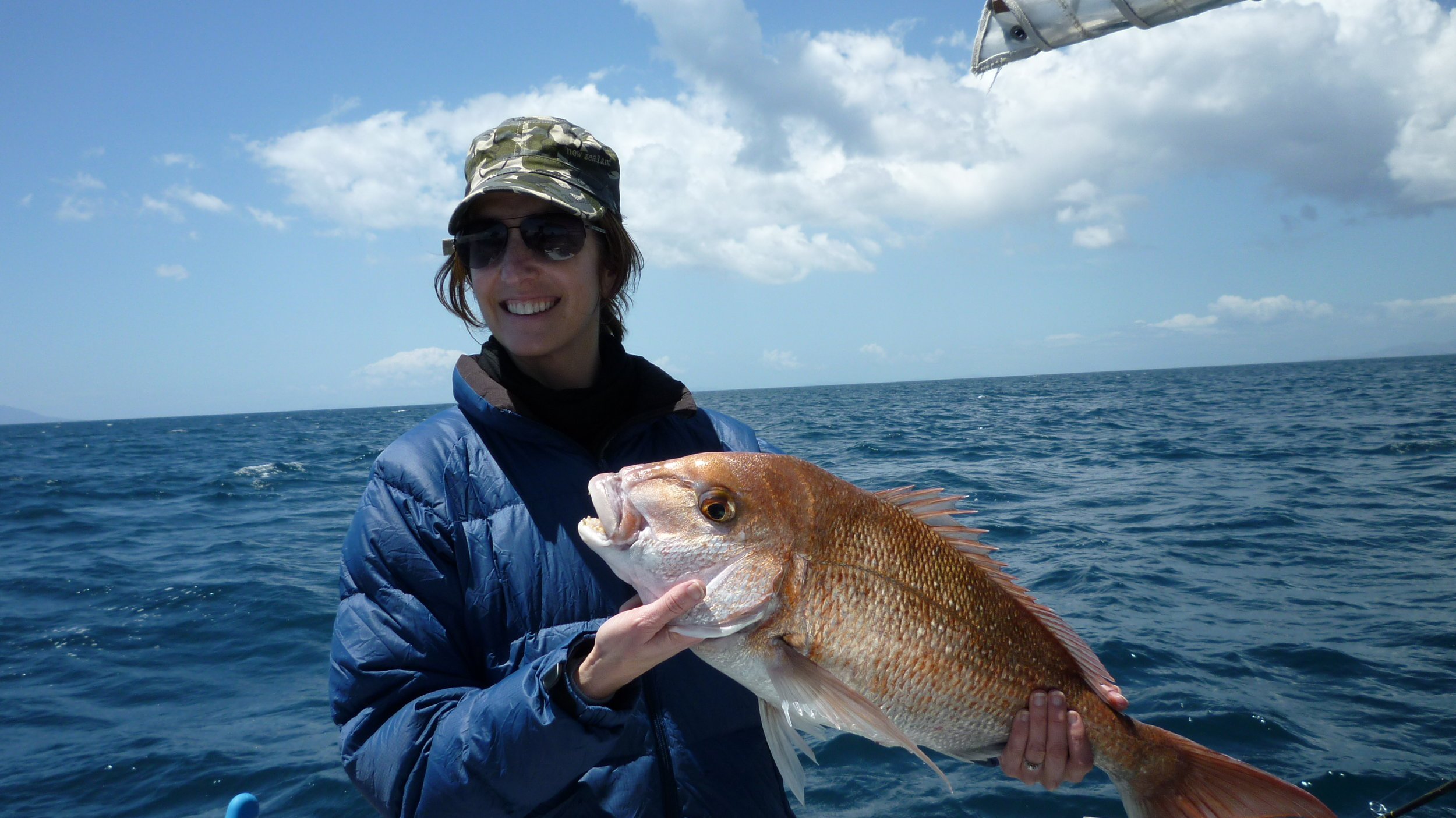 Laura big fish.JPG
