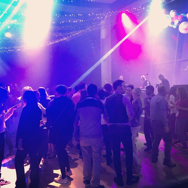 Ain't no party like a Proteomics party.  #massgeek #hupo2019 #proteomics
