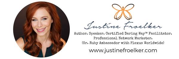 Author. Speaker. Certified Daring Way™ Facilitator. Professional Network Marketer (Sr. Ruby Ambassador, Plexus Worldwide) (1).jpg