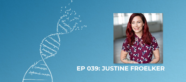 With her trademark humor and contagious passion, Justine shares her personal story of overcoming real adversity and how everyone can be equipped to build a better life.   Something extra