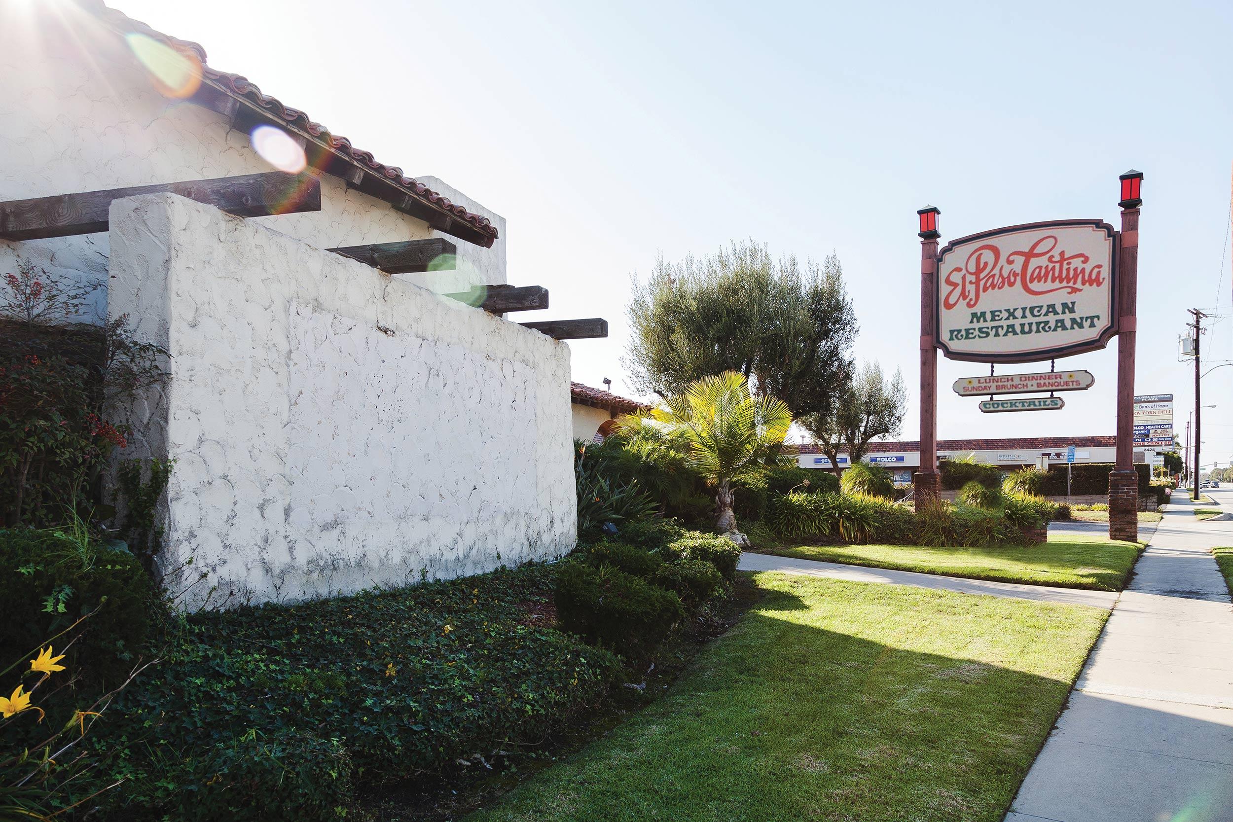 EL PASO CANTINA   Family Restaurant