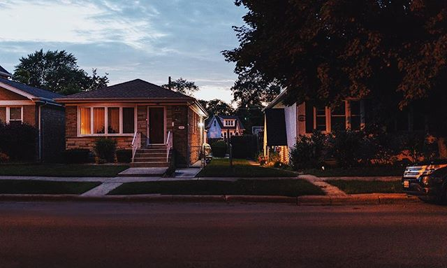 A small slice of the Midwest #chicago #neighborhood