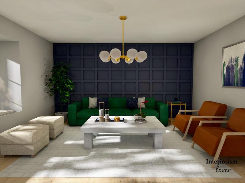 Interior Design Service | Servicio de diseño de interiores
