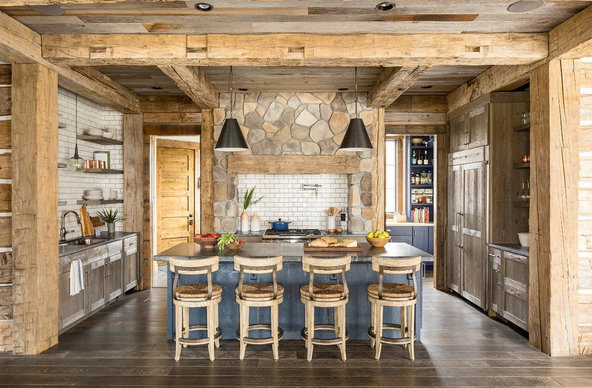 By Martha O´Hara Interiors  |  Photo: Troy Thies Photography