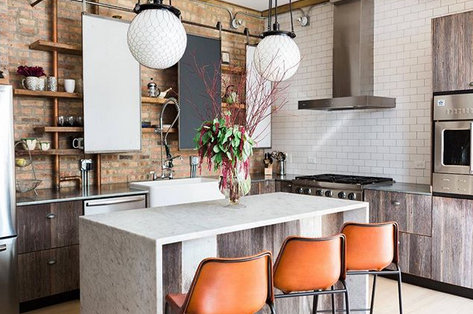 Anthony Michael Interior Design  | Photo: Aimee Mazzenga