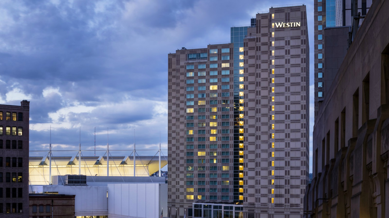 The Westin Convention Center Hotel