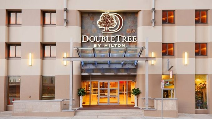 The Doubletree Pittsburgh City Center
