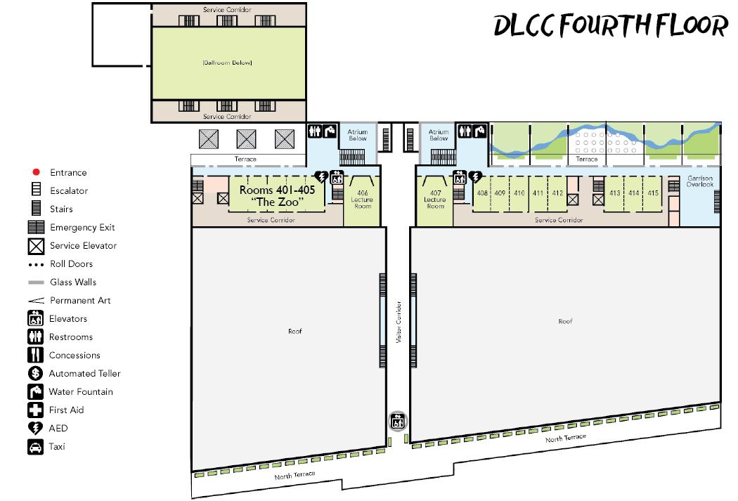 DLCC 4th Floor