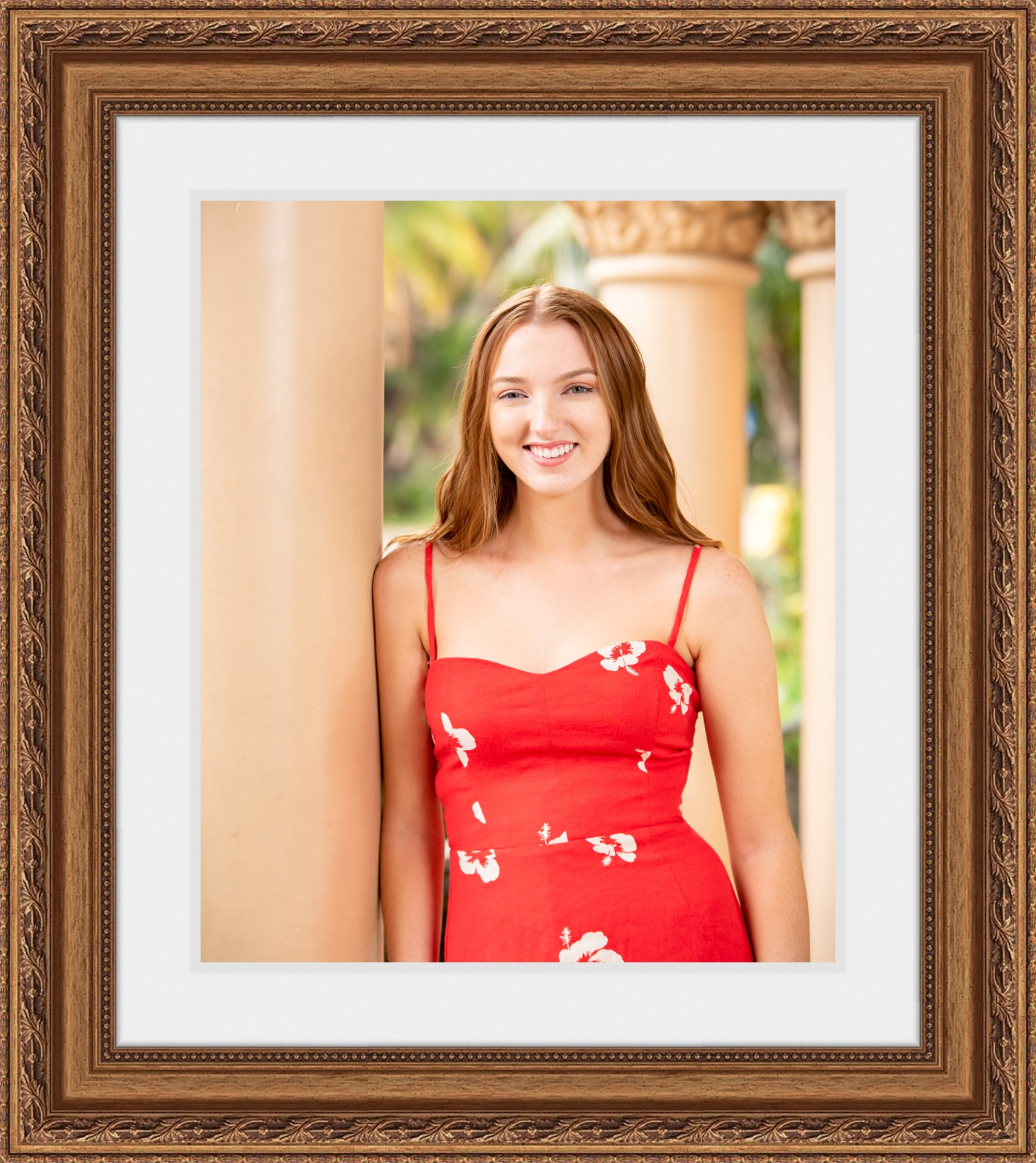 Gift Portraits - One 8x10 Framed Portrait$190* eaFree domestic shipping
