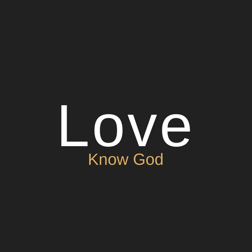 We love people by introducing them to Jesus Christ so they can know God.