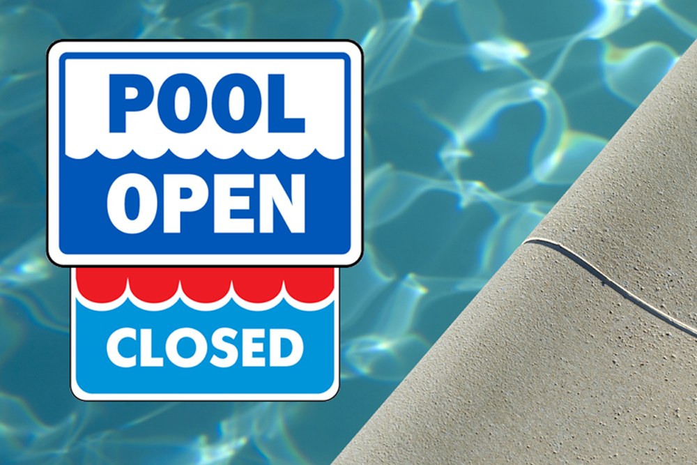 Pool Opening & Closing Norman OK