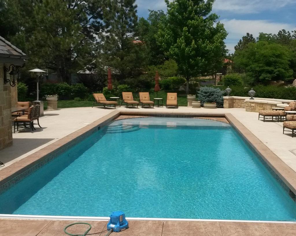 Pool Opening Norman OK