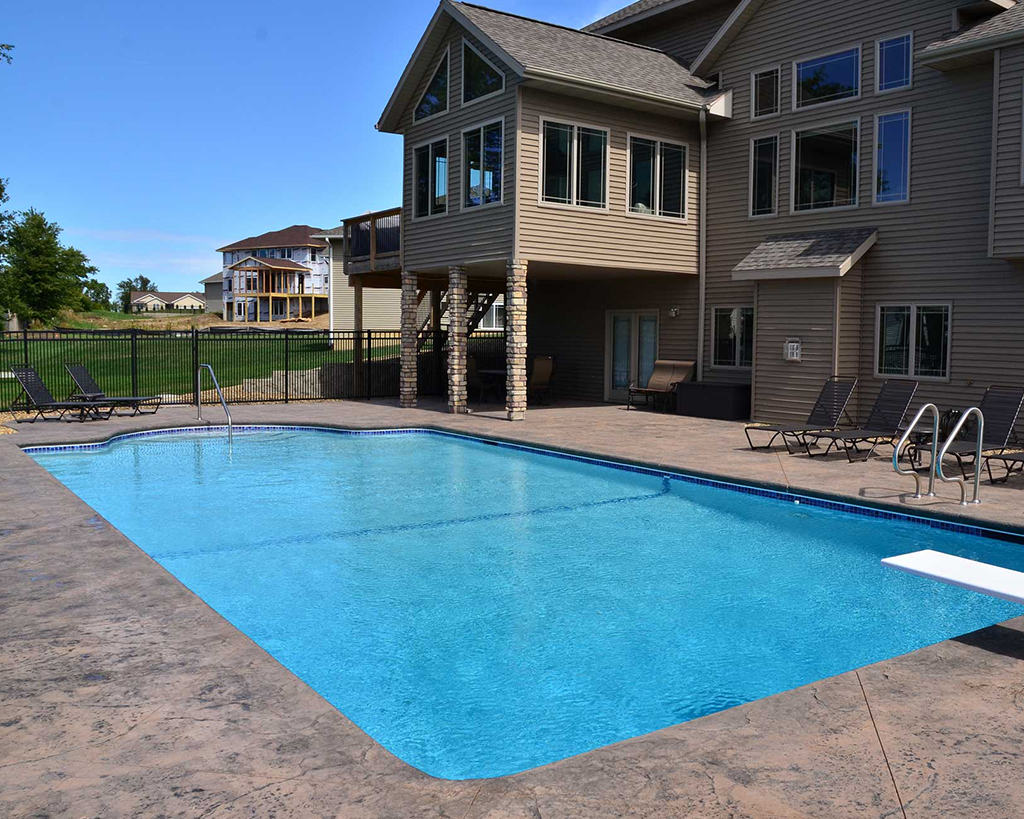 Norman OK Residential Pool Care