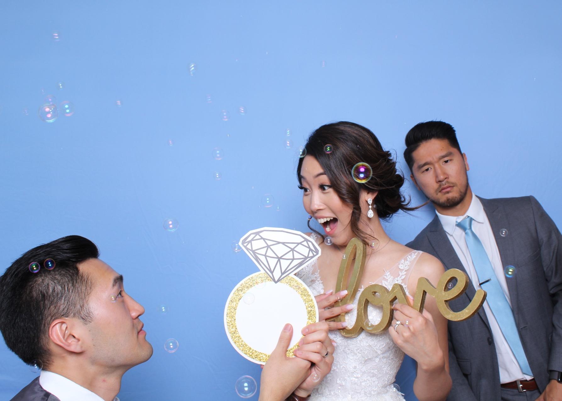 dfw photo booth weddings